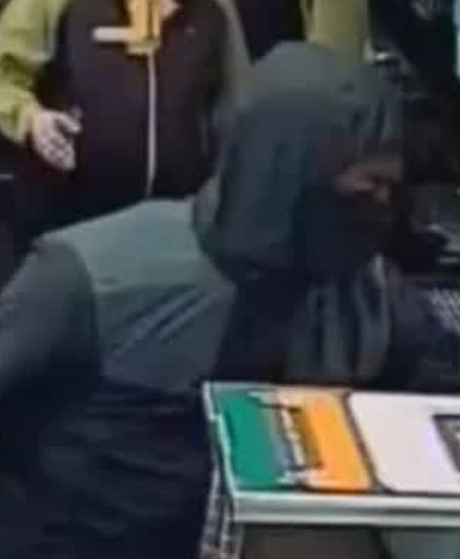 The McDonald's robber