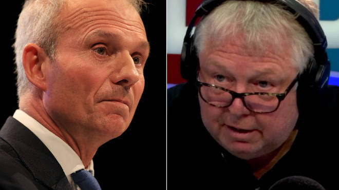 Nick Ferrari spoke to David Lidington
