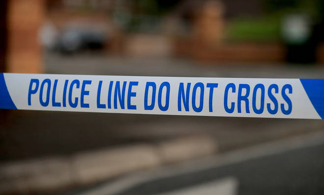 Police were called to a report of a man who had suffered serious injuries after being hit by a heavy object