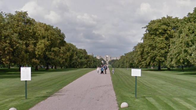 The Long Walk In Windsor