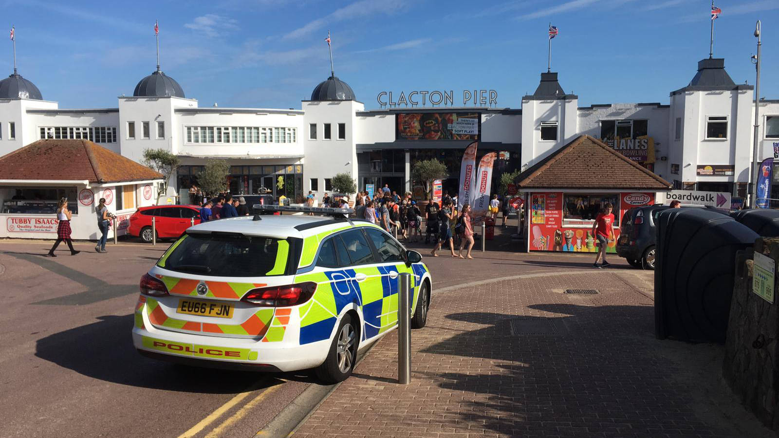 Teenager Dead And One Critical After Clacton Sea Resque