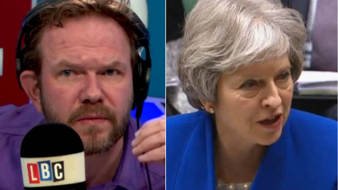 James O'Brien's response to PMQs was brutal