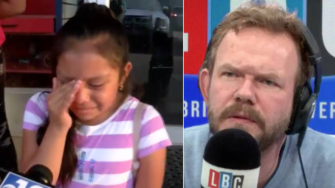 James O'Brien shined a light on the treatment of Magdalena Gomez Gregorio and her father