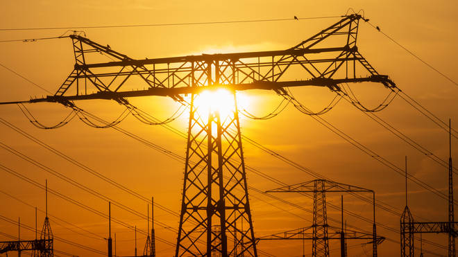 The National Grid say they are aware of an issue