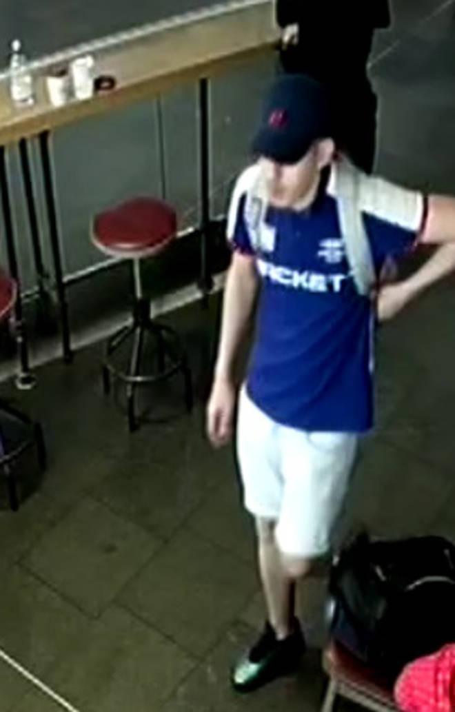 Bag stolen from person eating their lunch at Pret A Manger in Kings Cross on 20 July