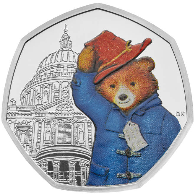 New 50p coins featuring Paddington Bear have entered circulation.