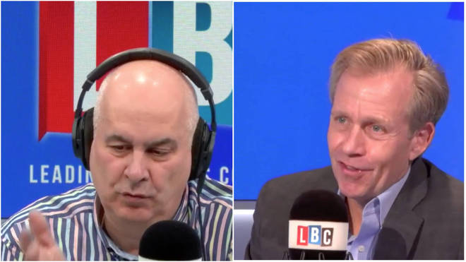 A former US Diplomat was speaking to Iain Dale