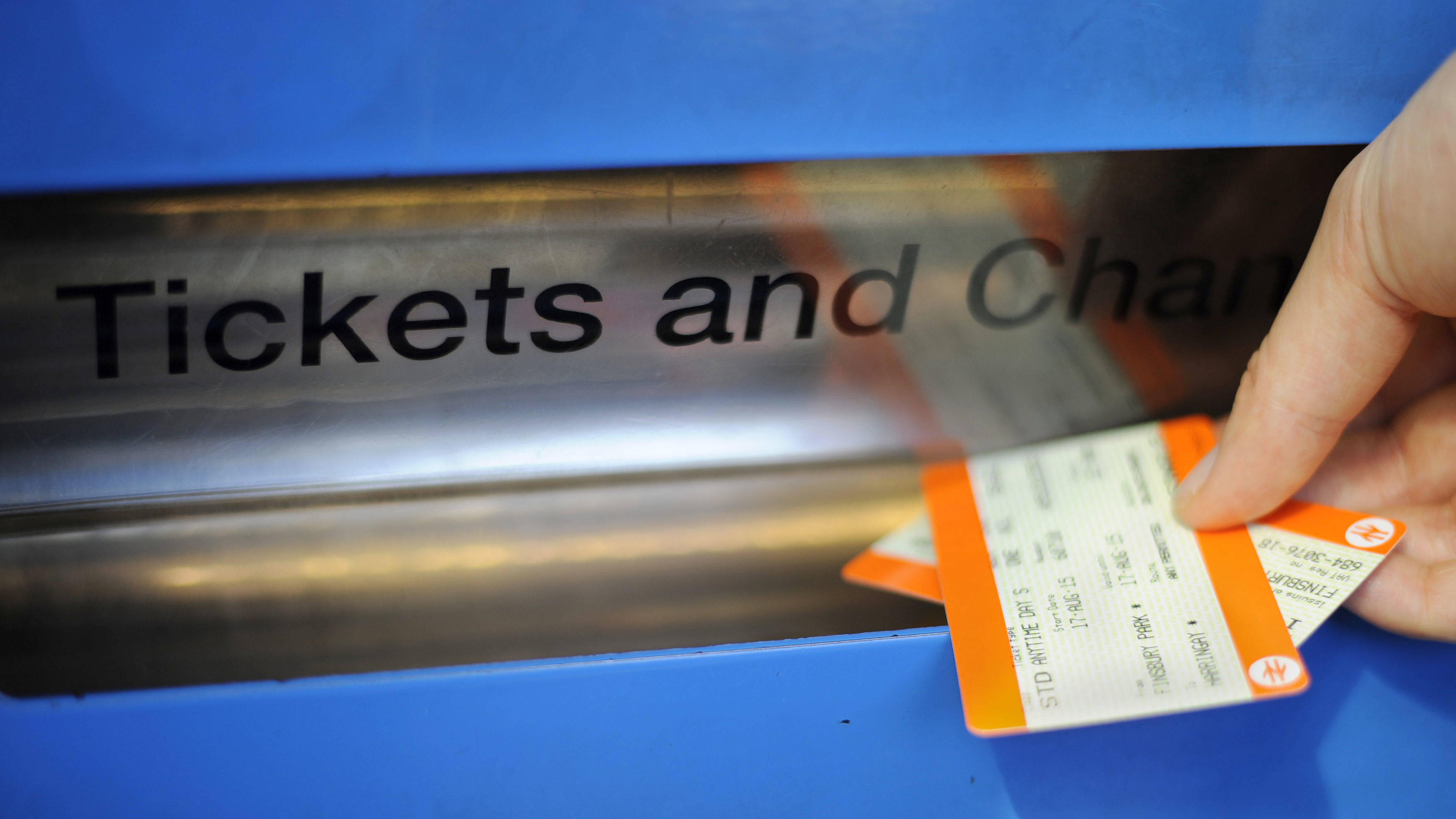 Rail Fares To Rise By 2.8%