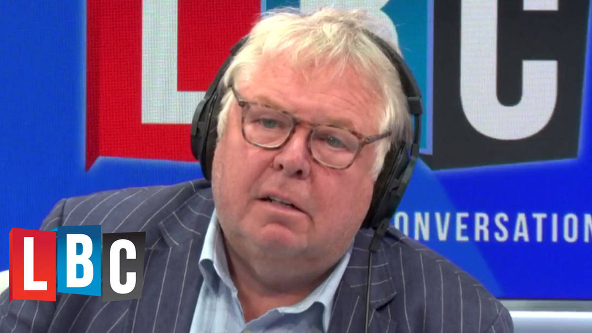 "Nick Ferrari Takes On The New Ukip Leader In ""Extraordinary Interview"""