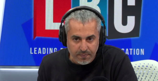 Maajid Nawaz didn't hold back in his response to this tweeter