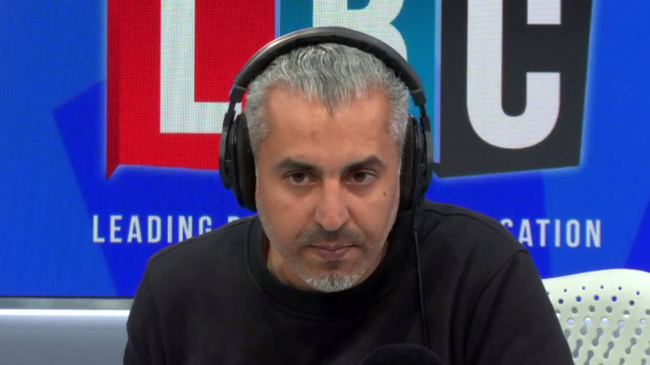 Maajid Nawaz's Stinging Rebuke To White Man Who Tried To Teach Him About Racism