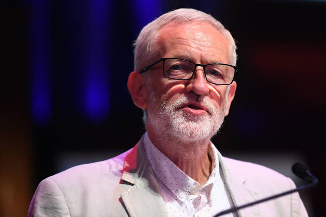 Jeremy Corbyn is plotting to become caretaker Prime Minister
