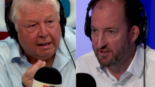 Nick Ferrari spoke to Guto Hari