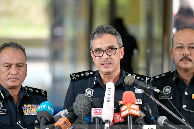 Negeri Sembilan state police chief Mohamad Mat Yusop confirmed that there was no foul play