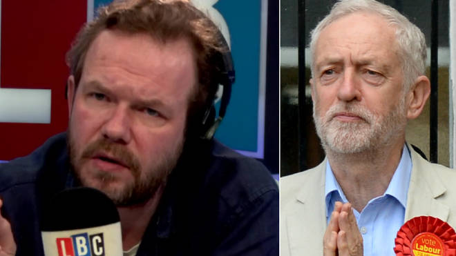 James O'Brien had this point to make about Jeremy Corbyn