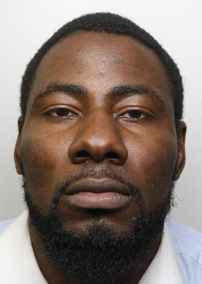 Michael Osadebay custody image