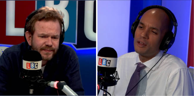 Chuka Umunna & James O'Brien