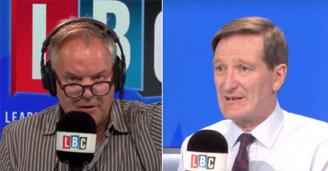 Matt Frei grilled Dominic Grieve about his plan to stop no-deal Brexit
