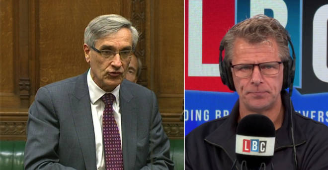 Andrew Castle spoke to John Redwood about the leaked report