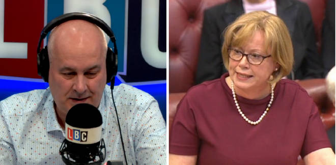 Iain Dale and Baroness Smith of Basildon