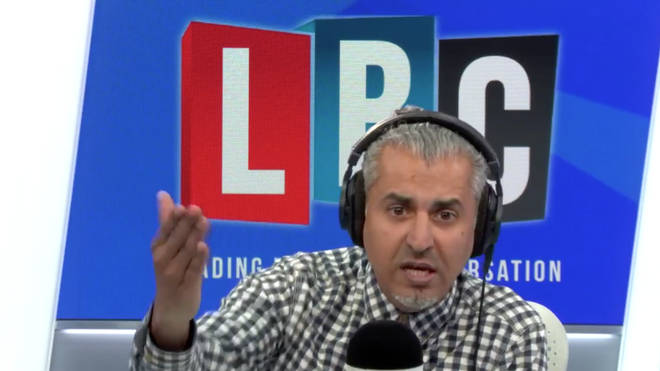 Maajid Nawaz was speaking about Jack Letts who was stripped of his British citizenship