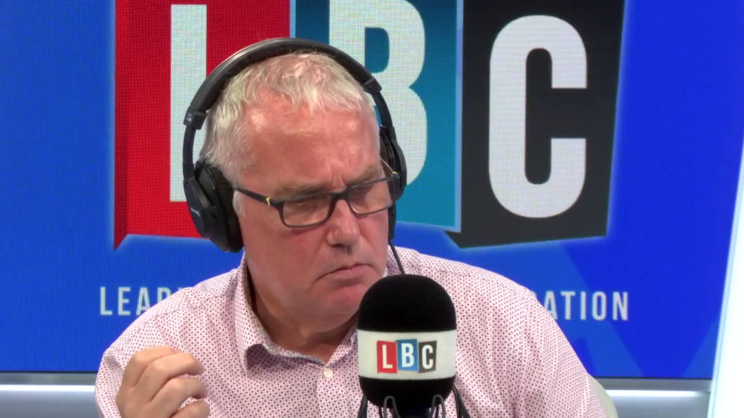 "Theresa May's Former Adviser Tells LBC ""There's Often Not A Grand Plan"""