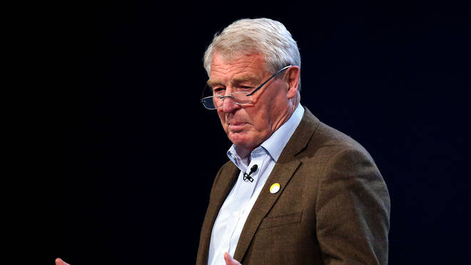 Lord Paddy Ashdown says the Liberal Democrats are making a come back.