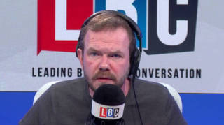 James O'Brien was touched by Bill's apology