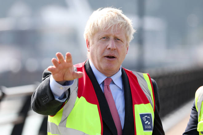 The Prime Minister has allocated £9 million to UK port towns
