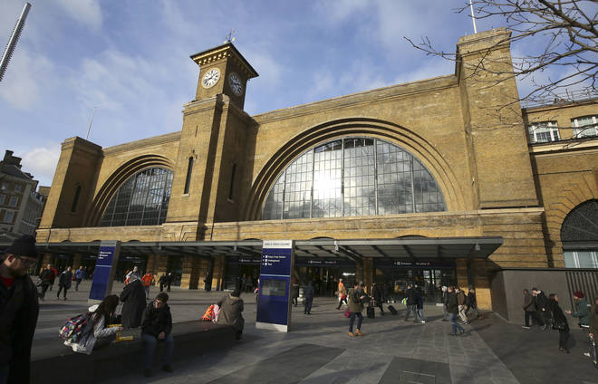 King's Cross travel will be affected by the East Coast upgrade