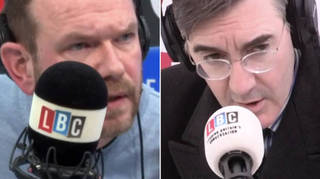 James O'Brien's tense conversation with Jacob Rees-Mogg