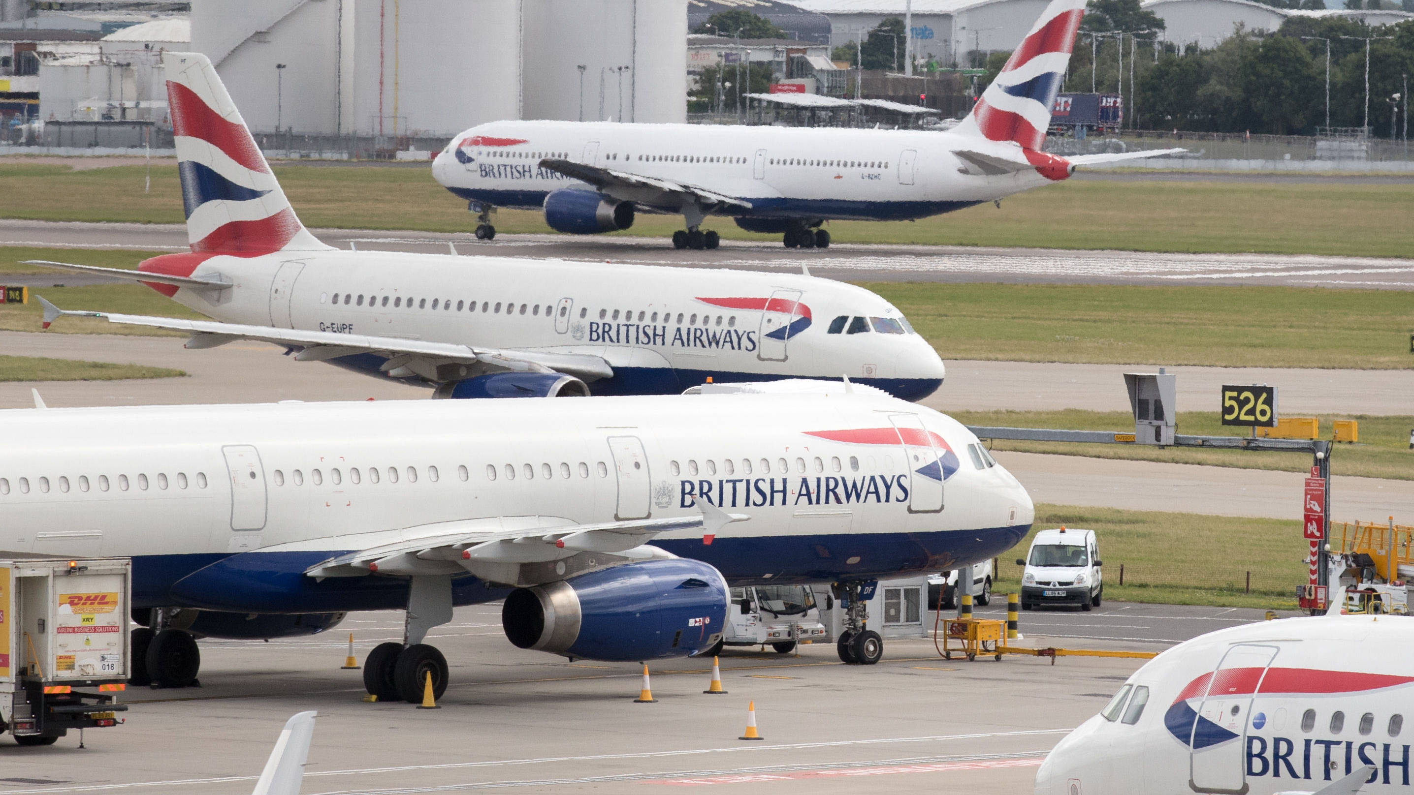 British Airways Has Lost 150, 000 Bags So Far This Year