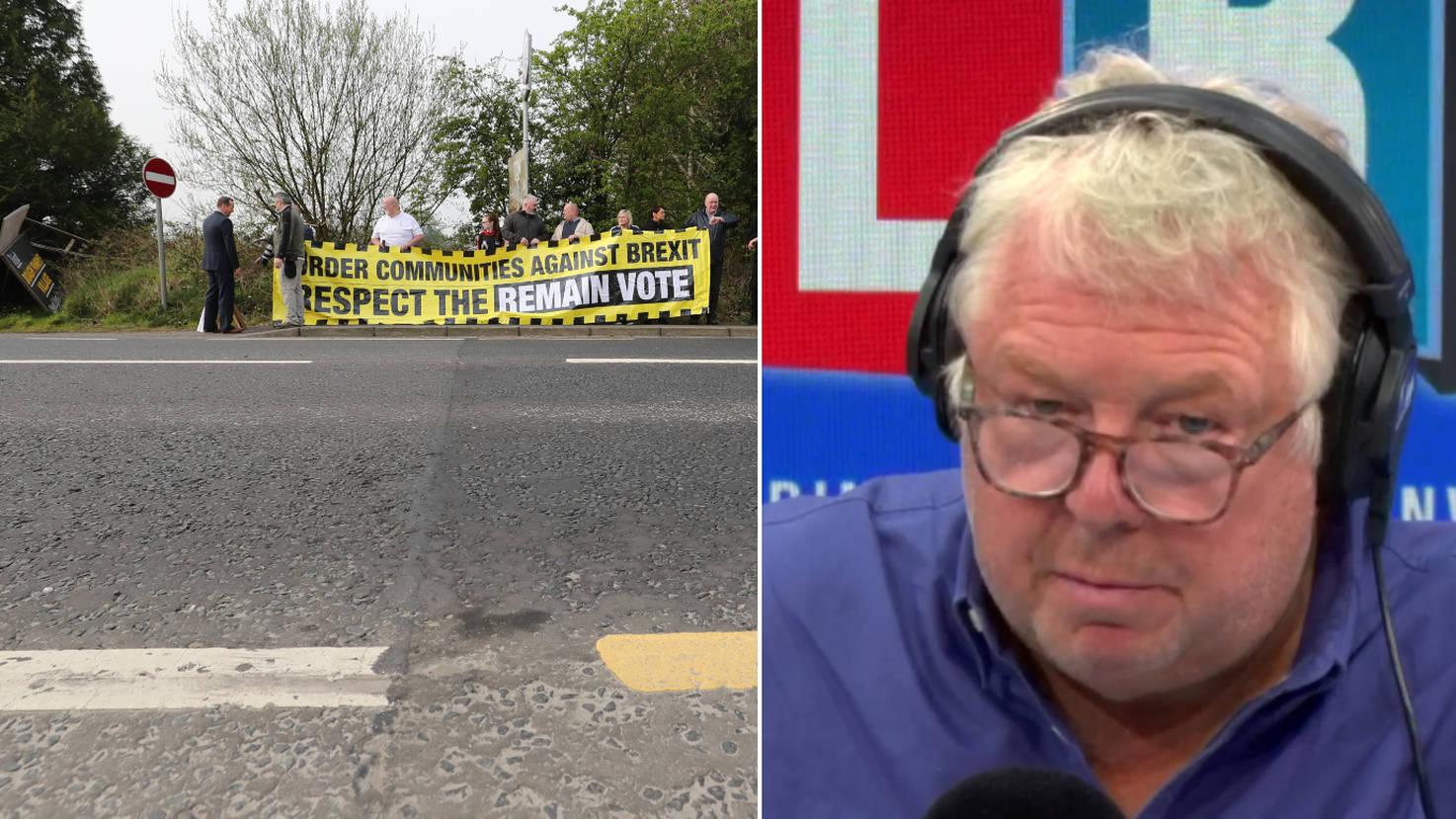Nick Ferrari Tells German MEP: There Will NOT Be A Hard Border In Ireland