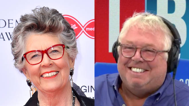 Prue Leigh was speaking to Nick Ferrari