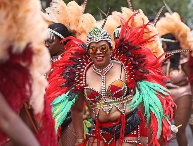 Notting Hill Carnival takes place this bank holiday weekend