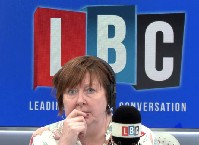 Shelagh Fogarty listened to the two callers go head to head