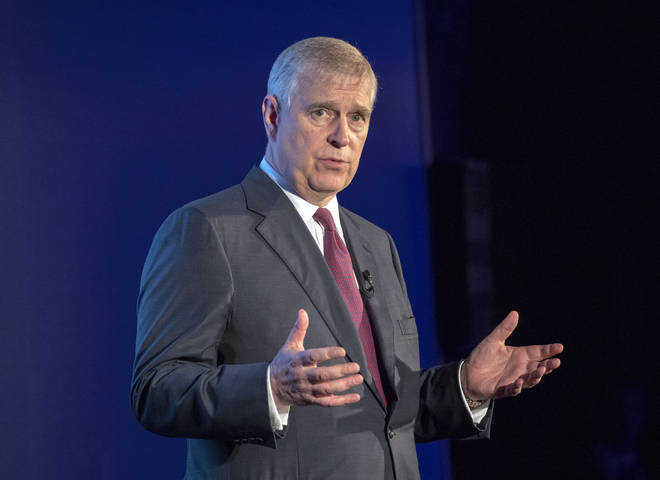 Prince Andrew Denies Knowledge Of Jeffrey Epstein Abuse