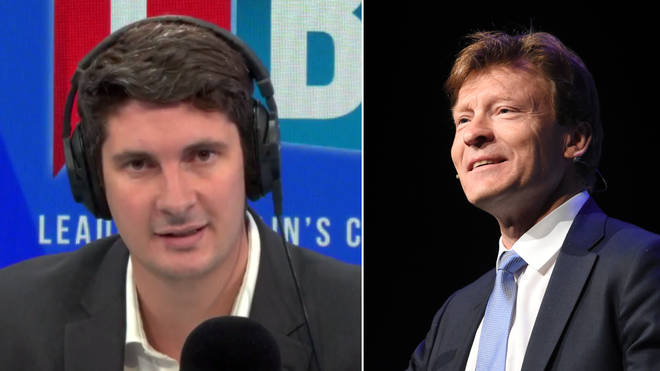 Tom Swarbrick spoke to Richard Tice
