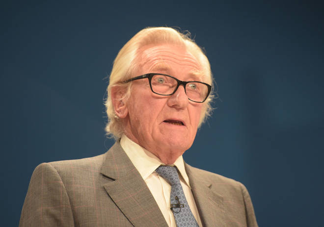 Michael Heseltine has slammed the Government's decision