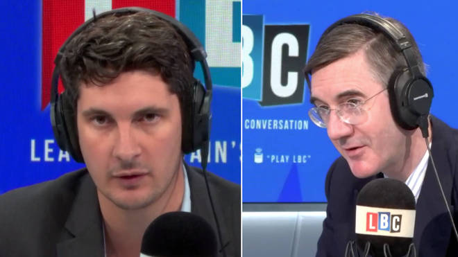 Tom Swarbrick spoke to Jacob Rees-Mogg