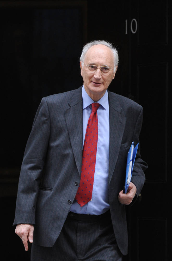 Lord Young had previously served under Thatcher, Major and Cameron's governments