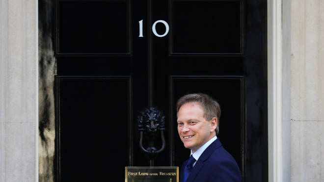 "Mr Shapps described arguments that Parliament was being silenced as ""complete nonsense"""
