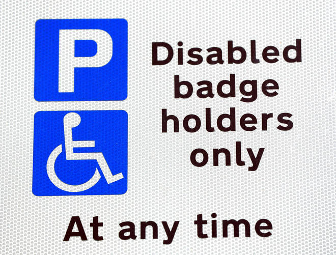 People with hidden disabilities can apply for blue badge parking permits from Friday.