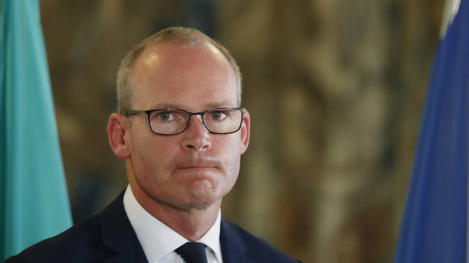Tánaiste Simon Coveney has said the Irish Republic still hasn't been shown a credible alternative