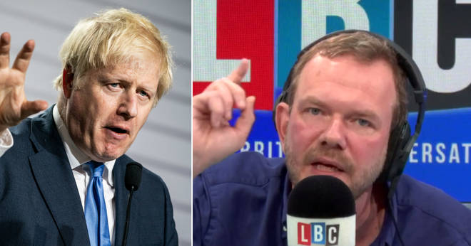 James O'Brien spoke to a lot of Brexiters who admit Boris Johnson is lying
