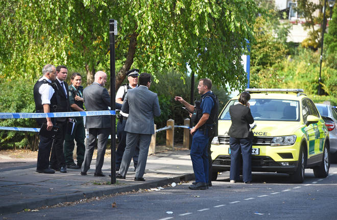 A 15-year-old boy has been stabbed in Tottenham