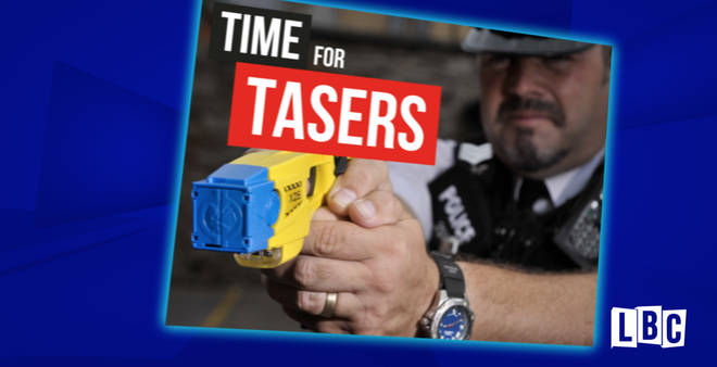 Time for Tasers