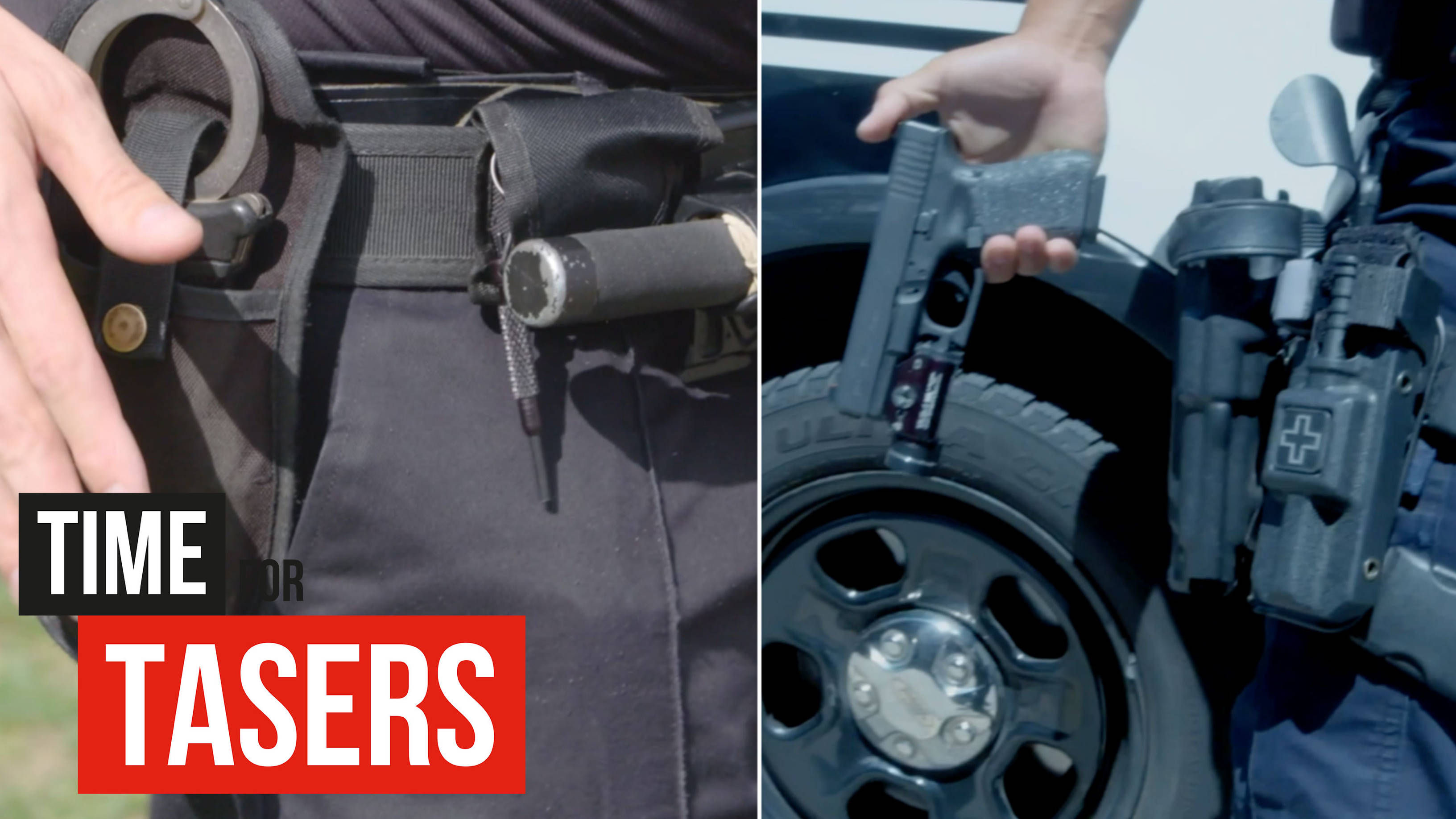 How Does UK Police Equipment Compare With US Cops?
