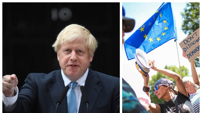 Boris Johnson is facing a Commons showdown this evening which could end in a general election