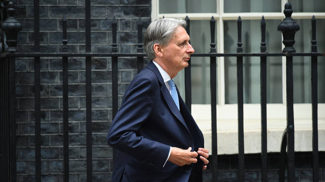 Philip Hammond is one of those being threatened with deselection